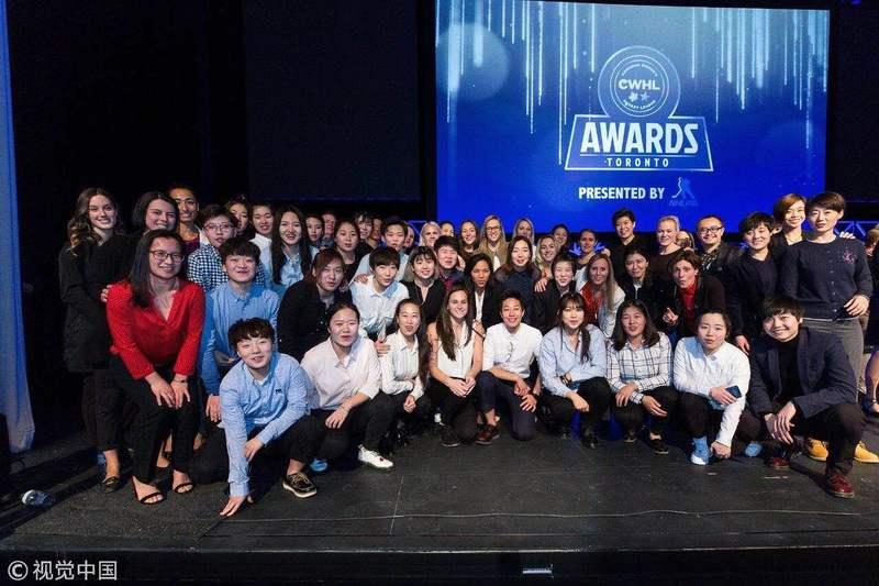 创中国冰球历史建队1年即入决赛,深圳昆仑鸿星女队是怎么做到的?