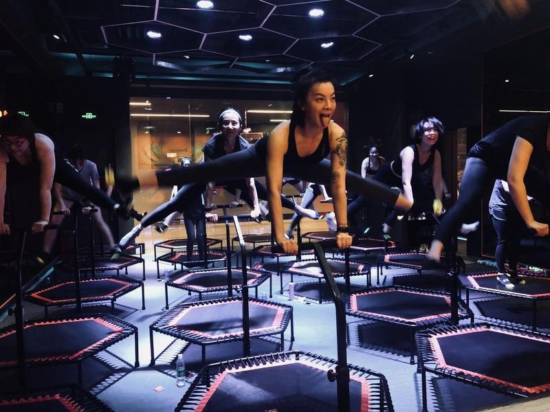 开业3个月成点评北京健身热榜第一,主打蹦床团操课的JumpLife能继续火吗? 创业熊