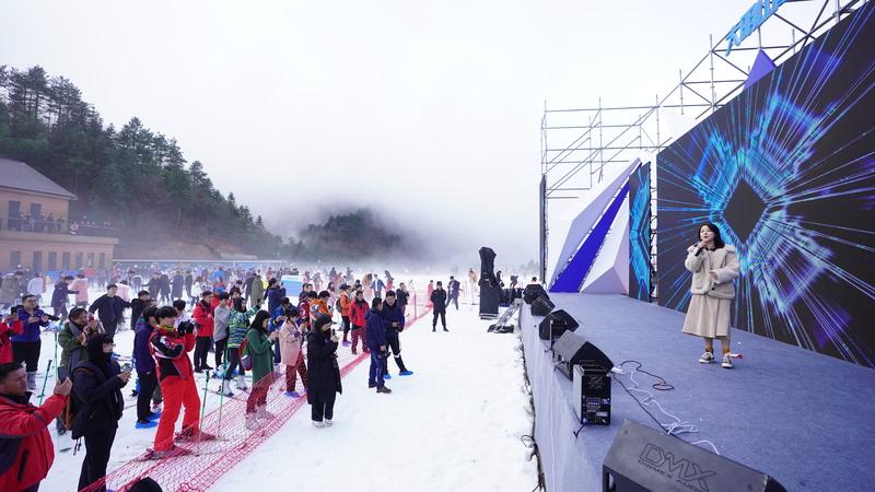 那些秦淮线以南的成功雪场 | 2018-19雪季报告(一)