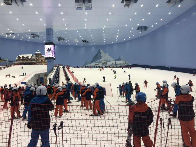 融創接盤萬達首槍,全球第二室內滑雪場能否撬動500億文旅城?