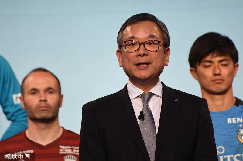 """和J联赛主席吃早餐,听他讲述日本的""""2030世界杯四强""""野心"""